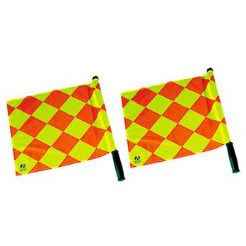 Quadro 1 Premium Flag Set